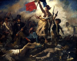 LaLibertadGuiandoAlPueblo_Delacroix